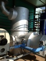 Direct Fired Thermal Oxidizer - DFTO